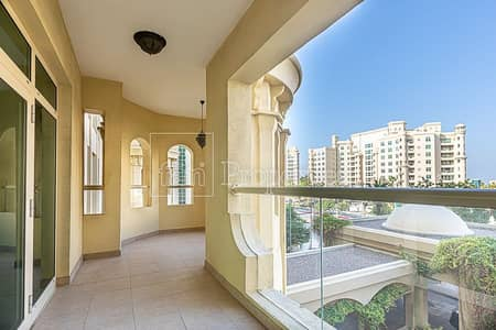 2 Bedroom Flat for Rent in Palm Jumeirah, Dubai - Upgraded Kitchen / Unfurnished / E Type
