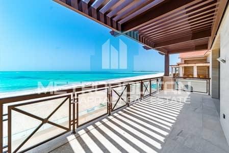 5 Bedroom Villa for Sale in Saadiyat Island, Abu Dhabi - Hot Deal| Full sea view |Amazing Type 5 Villa