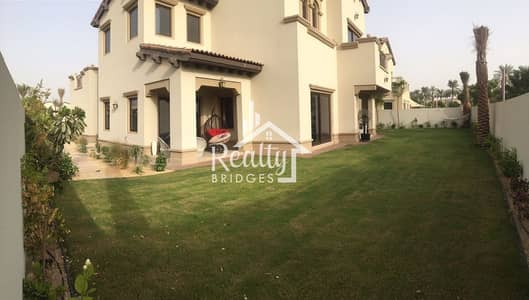 5 Bedroom Villa for Sale in Arabian Ranches 2, Dubai - 5 BR - Type 4 - Spacious & Bright - Corner Single Row