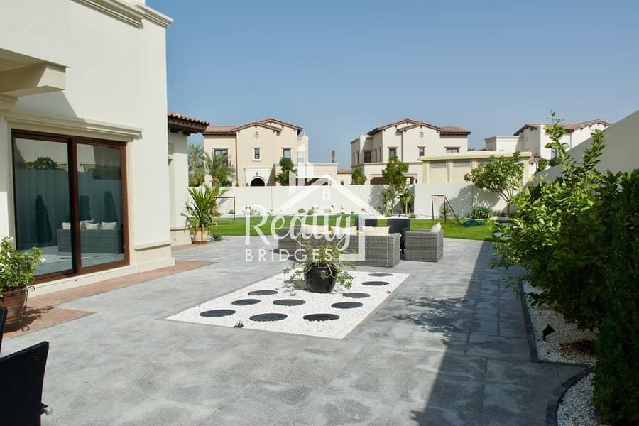 2 Spacious 5 BR Villa with Mini Golf Area & Landscaped Garden