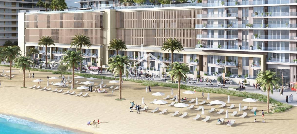 2 Luxury Sea View 3 Bedroom Apartment