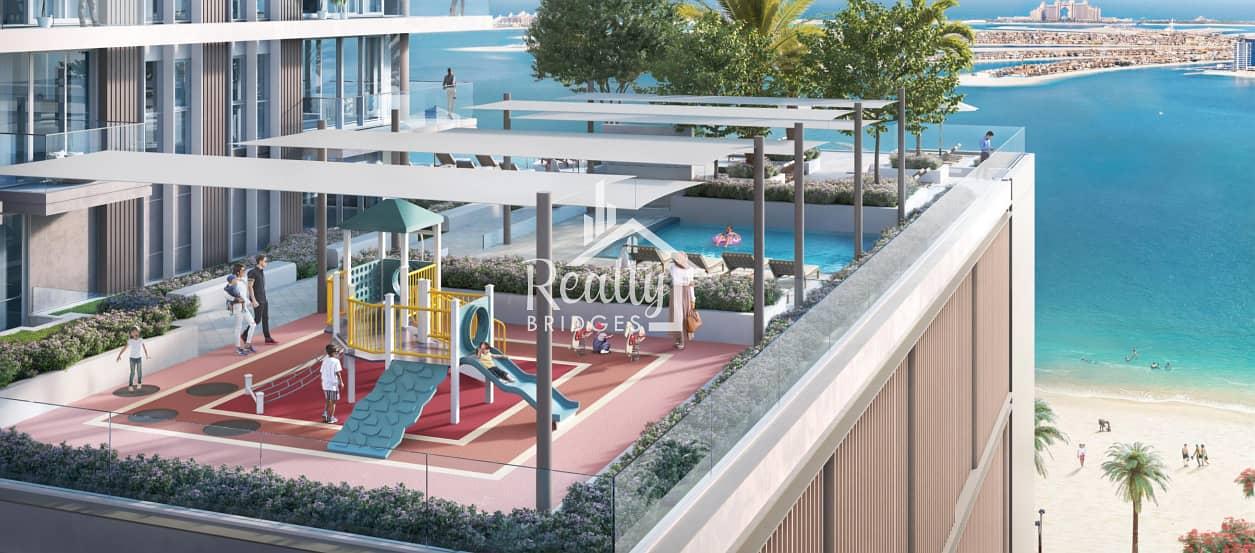 11 Luxury Sea View 3 Bedroom Apartment