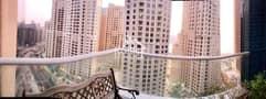 5 1 BR  Bright & Spacious Layout - JBR Skyline & Sea Views
