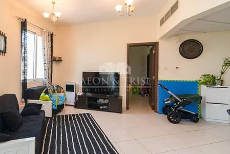 Unfurnished   Vacant   1 Bedroom with Balcony   Emirates Cluster