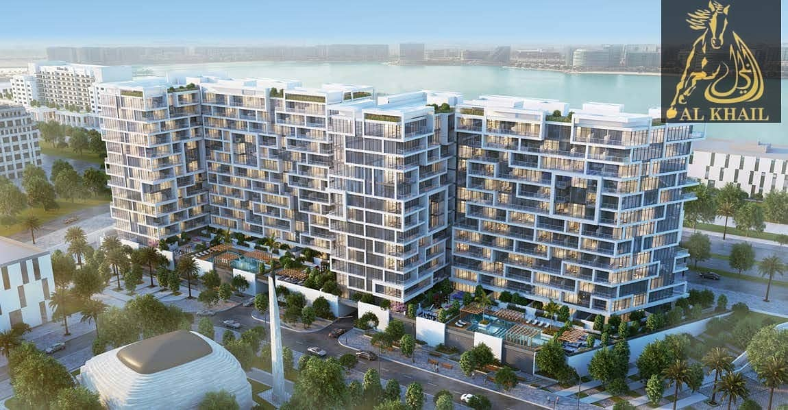 Hot Deal Own Your Furnished Apartment On Yas Island