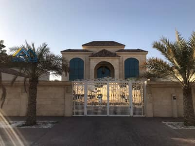 Luxurious personal finishing villa for rent in Al Hamidiyah 1