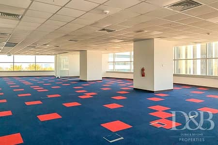 Office for Rent in Dubai Media City, Dubai - High Quality Fit Out   Chiller Free Office