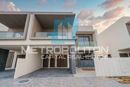 3 Bedroom Villa for Sale in Yas Island, Abu Dhabi - Beautiful Family House| Type MA TH| Vacant