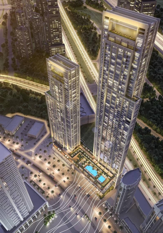 Stunning 2 beds full sea view / Downtown Dubai