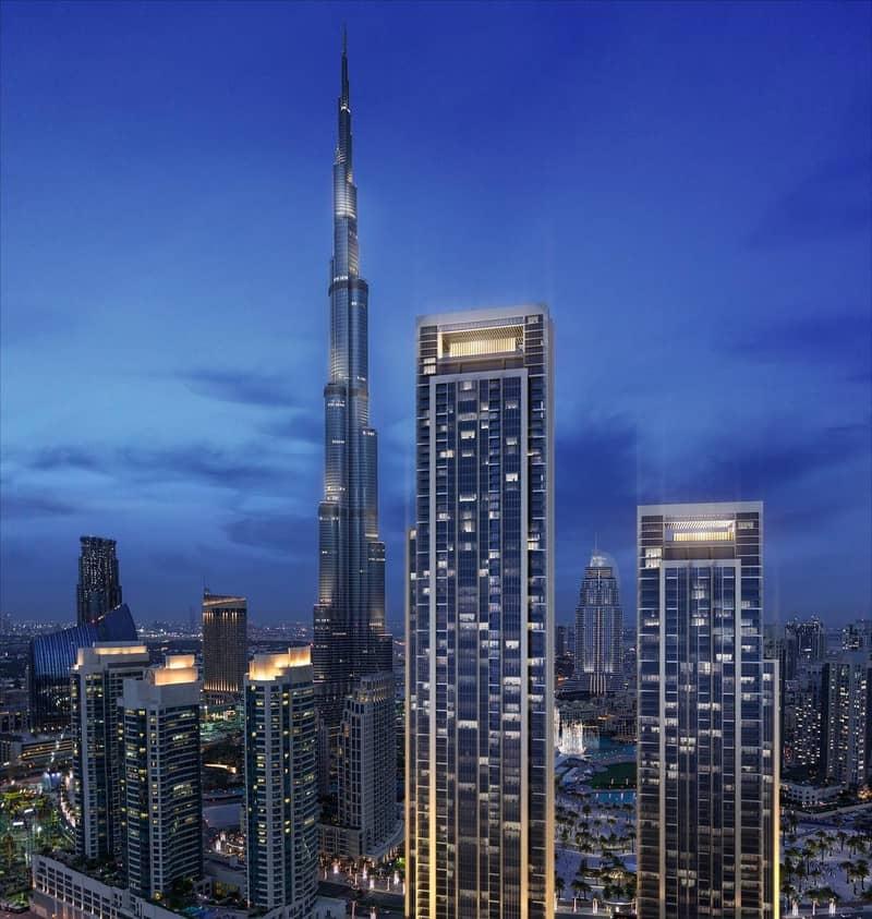 2 Stunning 2 beds full sea view / Downtown Dubai