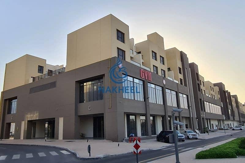 2 Superior ground floor retail shop from Nakheel