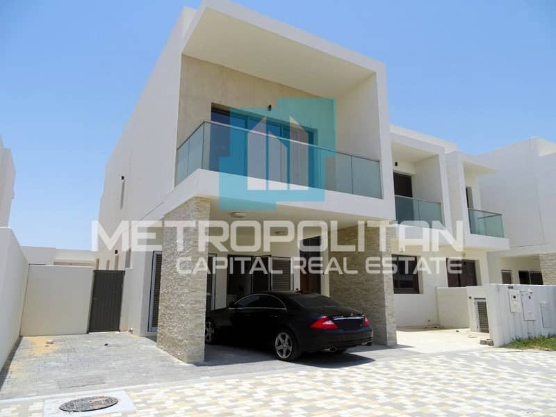 Exclusive Hot Deal  Duplex TH  Spacious Layout