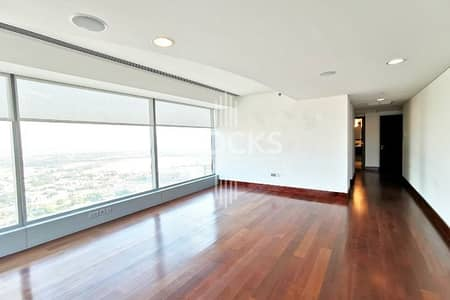 4 Bedroom Flat for Rent in World Trade Centre, Dubai - 4 Bedrooms+Powder Room