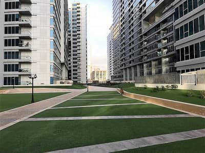 With Balcony I 1Bhk 360k in Sky court Tower With Car Parking & Shared Pool & Gym