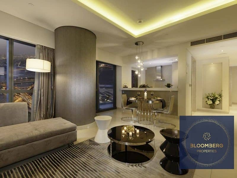 14% Booking amount | Hollywood style apartments | Payment Plan | Business bay