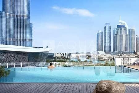 4 Bedroom Flat for Sale in Downtown Dubai, Dubai - Luxurious 4 BR | Sea View | Very High Floor