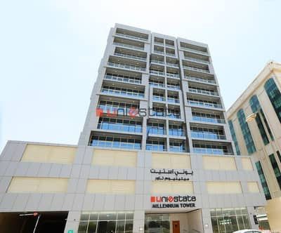 1 Bedroom Flat for Rent in Jumeirah Village Circle (JVC), Dubai - BRAND NEW / MAINTENANCE FREE/12 CHQS