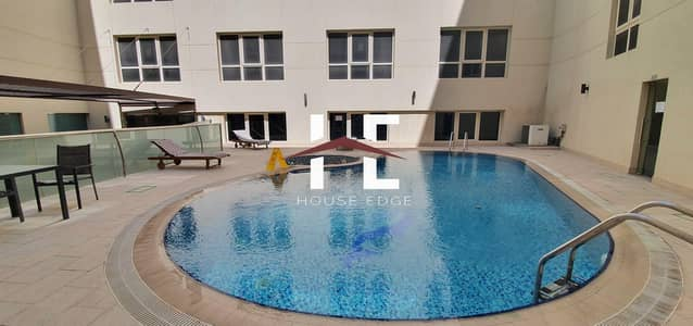 3 Bedroom Apartment for Rent in Rawdhat Abu Dhabi, Abu Dhabi - Marvelous 3 BHK  with All Amenities.