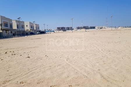 ارض سكنية  للبيع في الفرجان، دبي - G+1 | Residential Plot | Al Furjan