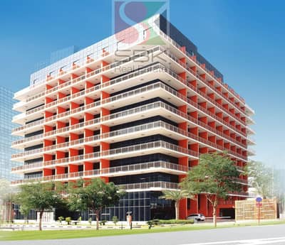 1 Bedroom Flat for Rent in Dubai Silicon Oasis, Dubai - Luxurious 1 BR In Binghatti Residence  DSO 