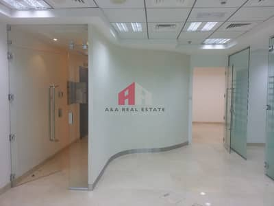مکتب  للايجار في الخليج التجاري، دبي - Prime Location / 4 Partitions / 2 parking