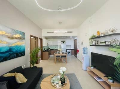 شقة 1 غرفة نوم للبيع في الفرجان، دبي - Brand New I Fully furnished Unit in Azizi Samia I Limited Offer