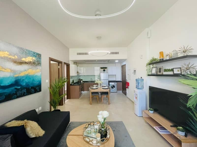 Brand New I Fully furnished Unit in Azizi Samia I Limited Offer