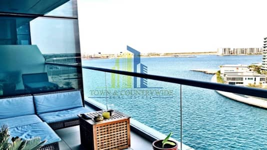 2 Bedroom Flat for Sale in Al Raha Beach, Abu Dhabi - With Rent Refund I Partial Sea View I Breath Taking Apartment