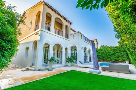5 Bedroom Villa for Sale in Jumeirah Golf Estate, Dubai - Beautiful Spacious Family Home in Quiet Location!