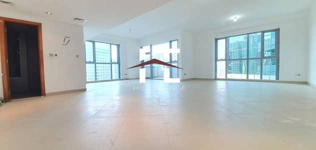فلیٹ 2 غرفة نوم للايجار في دانة أبوظبي، أبوظبي - Huge 2 Bedroom with Balconies.
