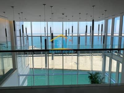 شقة 2 غرفة نوم للايجار في شاطئ الراحة، أبوظبي - Deal of the Week  Sea View Modern 2 Bedroom with Balcony