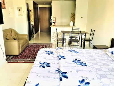 Studio for Rent in Business Bay, Dubai - Furnished Studio | Spacious Layout | 4 Cheques