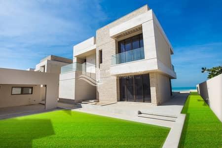 5 Bedroom Villa for Sale in Saadiyat Island, Abu Dhabi - Simply Stunning! Luxurious Villa With Tranquil Sea View