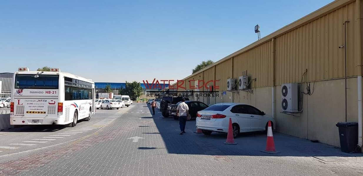 8 Easy Access to SZR | Huge Warehouse | Ideal Location