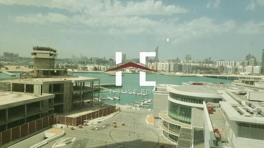 شقة 1 غرفة نوم للايجار في جزيرة الريم، أبوظبي - HUGE  1 bed + Maid's room and  great view.