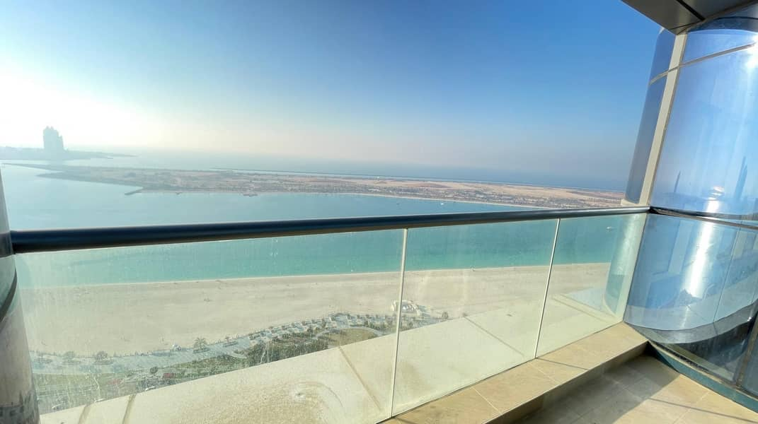 Stunning 5BR Apartment with Spectacular Sea View