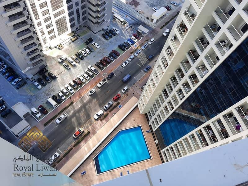 2 Huge 2BR Hall for Sale in Al Barsha Heights Tecom  Al Fahad Tower 2