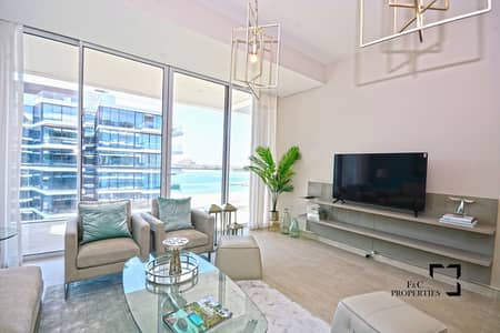 1 Bedroom Flat for Sale in Palm Jumeirah, Dubai - Private Beach Access | Sea View | Rented