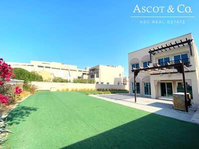 فیلا 2 غرفة نوم للايجار في مثلث قرية الجميرا (JVT)، دبي - Artificial Grass | Vacant Now | View Now