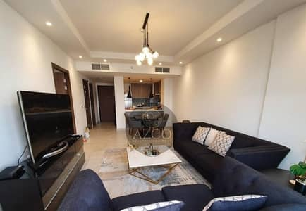 1 Bedroom Apartment for Rent in Jumeirah Village Circle (JVC), Dubai - Most Luxurious Fully Furnished 1BHK Maid | AC Free