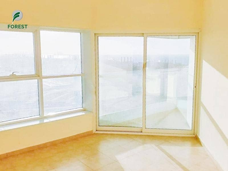 2 Spacious | 3 Bedroom | Marina View | Unfurnished