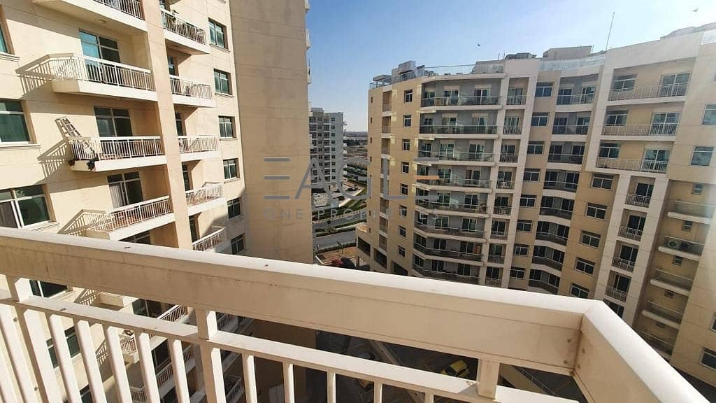 Huge  and Stunning 1 BR | Balcony | Liwan Queue Point
