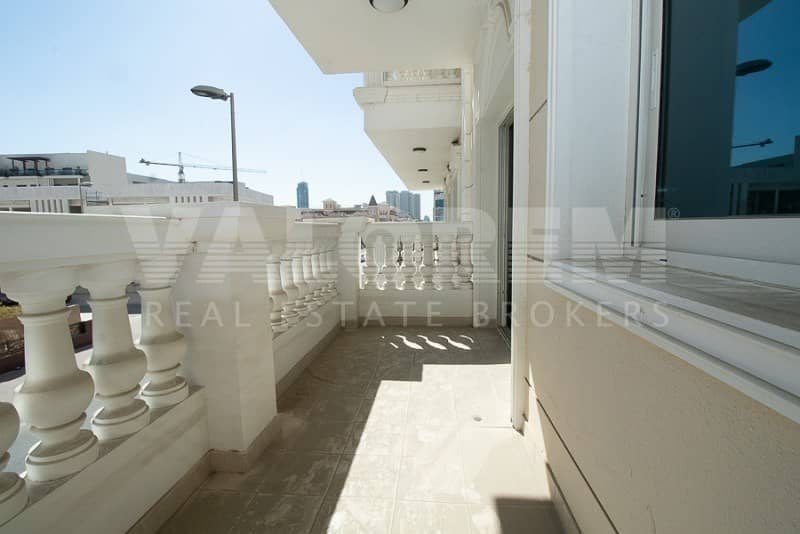 15 CHILLER FREE |SPACIOUS| 1 +MAIDS ROOM| HOT DEAL|BIG BALCONY