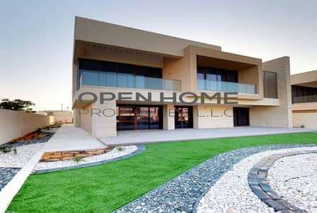 4 Bedroom Villa for Sale in Saadiyat Island, Abu Dhabi - Unbelievable & Affordable 4BR with Boulevard & Al Qurm View for 11.5M