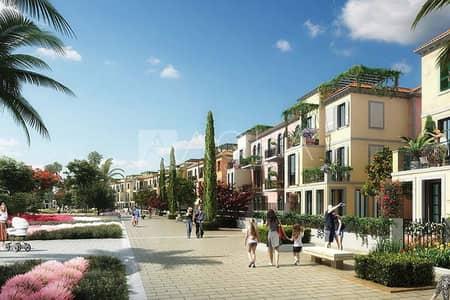 تاون هاوس 5 غرف نوم للبيع في جميرا، دبي - Sea View | Front Row | Lavish 5 BR + Maid
