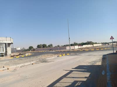Plot for Sale in Al Zahia, Ajman - An excellent opportunity for commercial lands in Al Zahia, the Emirate of Ajman, on a main and distinctive street