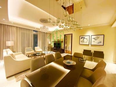 فلیٹ 3 غرف نوم للبيع في وسط مدينة دبي، دبي - Fully Furnished | 3 Bedroom | Burj Khalifa View