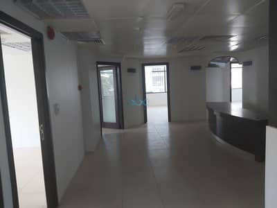 Office for Rent in Corniche Road, Abu Dhabi - Specious Office | Prime Location | Ready to Move