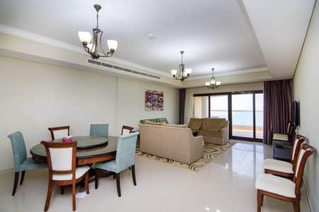 شقة فندقية 3 غرف نوم للبيع في جزيرة المرجان، رأس الخيمة - New Deal - Resort Style Living - Luxury 3 Bedroom Apartment