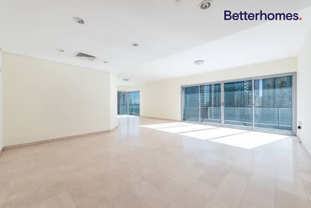 فلیٹ 3 غرف نوم للايجار في شارع الشيخ زايد، دبي - Next to Metro | Spacious | Chiller Free | SZR